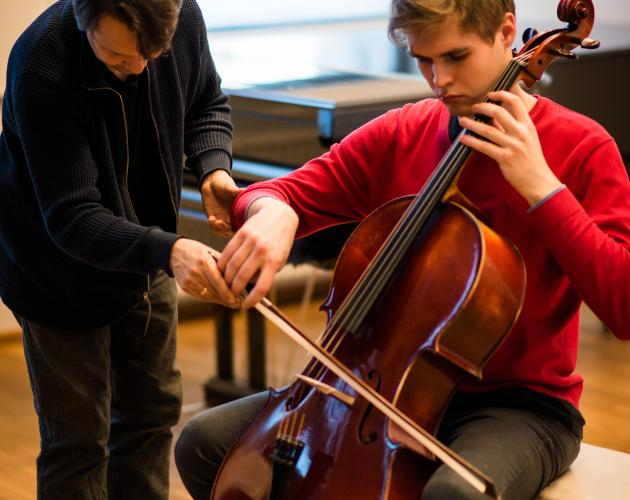 EMTA cello student